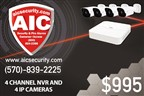 AIC Security & Fire Alarms